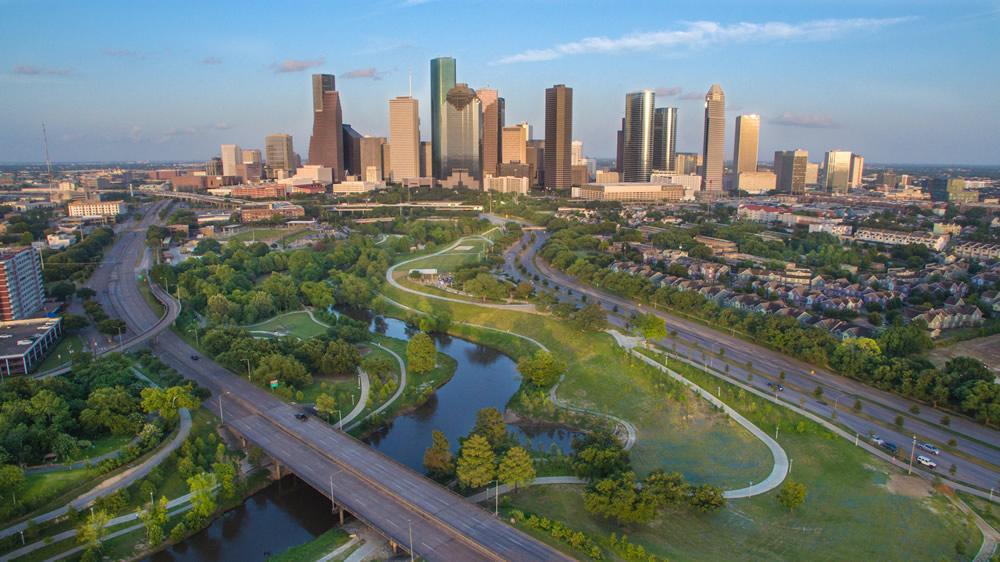 テキサス州の主要都市 テキサス州奨学金留学プログラム